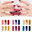 preiswerte Make-up & Nagelpflege-Nagellack UV Gel 7ml 1 Ablösen Glitzer UV-Farbgel Klassisch Schimmernd Langlebige Aufsaugeigenschaften Alltag Ablösen Glitzer UV-Farbgel