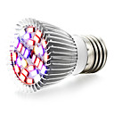 cheap Grow Lights-1pc 6W 800lm E27 Growing Light Bulb 28 LED Beads SMD 5730 Warm White UV (Blacklight) Blue Red 85-265V