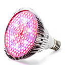 cheap Grow Lights-1pc 24 W 4000-5000 lm E26 / E27 Growing Light Bulb 120 LED Beads SMD 5730 Warm White / Red / Blue 85-265 V / 1 pc / RoHS / FCC