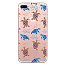 رخيصةأون أغطية أيفون-غطاء من أجل Apple iPhone 7 Plus iPhone 7 شفاف نموذج غطاء خلفي حيوان ناعم TPU إلى iPhone 7 Plus iPhone 7 iPhone 6s Plus ايفون 6s iPhone 6