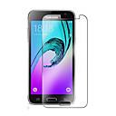 olcso Samsung képernyővédők-Képernyővédő fólia mert Samsung Galaxy J3 (2016) Edzett üveg 1 db Kijelzővédő fólia High Definition (HD) / 9H erősség / 2.5D gömbölyített szélek
