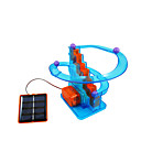 tanie Bibeloty-Zabawki solarne Zasilanie solarne Zrób to Sam Tworzywa sztuczne ABS Dla dzieci Unisex Zabawki Prezent