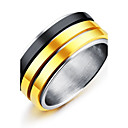 preiswerte Ohrringe-Herrn Bandring - Retro, Modisch, Elegant 7 / 8 / 9 Gold Für Hochzeit / Verlobung / Zeremonie