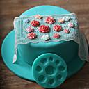 hesapli Fırın Araçları ve Gereçleri-Bakeware araçları Silika Jel Pişirme Aracı Günlük Kullanım Pasta Kalıpları