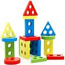 preiswerte Puzzles-Holzpuzzle Bildungsspielsachen Hölzern Kinder Unisex Jungen Mädchen Spielzeuge Geschenk