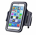 voordelige iPhone-hoesjes-hoesje Voor Apple iPhone X iPhone 8 Waterbestendig Armband Armband Effen Kleur Zacht PC voor iPhone X iPhone 8 Plus iPhone 8 iPhone 7