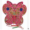 preiswerte Puzzles-Lernkarten Bildungsspielsachen Spielzeuge Schmetterling Holz Kinder Unisex Stücke