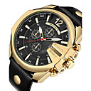 cheap Men's Watches-Men's Quartz Military Watch / Sport Watch Japanese Calendar / date / day / Water Resistant / Water Proof / Creative / Large Dial / Punk /