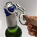 cheap Barware & Openers-Bicycle Beer Bottle Opener Gift Box Packed Wedding Bike Keychain
