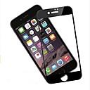 baratos Capinhas para iPhone-Protetor de Tela Apple para iPhone 8 Vidro Temperado 2 pcs Protetor de Tela Integral Borda Arredondada 3D Anti Reflexo Anti Impressão