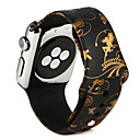 voordelige Oorbellen-Horlogeband voor Apple Watch Series 3 / 2 / 1 Apple Sportband Silicone Polsband