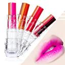 baratos Galaxy Note 9 Cases / Tampas-1 pcs 5 cores Maquiagem para o Dia A Dia Acessórios para Maquiagem Bálsamo Labial Brilho labial Multicamadas / Gradiente / Sem Amônia Secos / Molhado / Mate Prova-de-Água / Multi Camadas