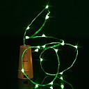 hesapli LED Şerit Işıklar-BRELONG® Dizili Işıklar 8 LED'ler Dip Led Sıcak Beyaz / Beyaz / Mavi Su Geçirmez 1pc