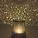 hesapli LED Bi-pin Işıklar-Yıldızlı Gece Işığı / Yıldız Işığı / LED Aydınlatma Gwiazda / Galaksi Plastik Genç Kız Hediye 1 pcs