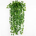 ieftine Flori Artificiale-Flori artificiale 2 ramură Pastoral Stil Plante Flori Perete