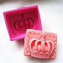 tanie Dekoracyjne naklejki-Narzędzia do pieczenia Silicon Rubber Narzędzie do pieczenia dla czekolady / Dla Cookie Formy Ciasta 1szt