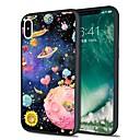 저렴한 아이폰 케이스-케이스 제품 Apple iPhone X iPhone 8 Plus 패턴 뒷면 커버 하늘 카툰 소프트 TPU 용 iPhone X iPhone 8 Plus iPhone 8 iPhone 7 Plus iPhone 7 iPhone 6s Plus iPhone