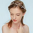 voordelige Haarsieraden-Dames Klassiek Imitatie Parel Haarband -