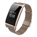 baratos Relógios Femininos-Indear YYA66 Pulseira inteligente Android iOS Bluetooth Impermeável Monitor de Batimento Cardíaco Medição de Pressão Sanguínea Tela de toque Calorias Queimadas Pulso Rastreador Podômetro Monitor de