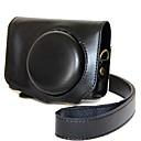 저렴한 케이스, 가방 & 스트랩-캐논 파워 샷 g7 x 마크 ii g7x g7x2 (다양한 색상)에 대한 dengpin pu 가죽 카메라 가방 커버