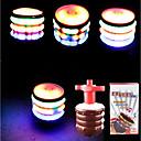 preiswerte Leuchtendes Spielzeug-LED - Beleuchtung Spielzeuge Zylinderförmig Klassisch Schein Beleuchtung Im Gespräch Weicher Kunststoff Kinder Stücke