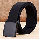 cheap Men's Belt-Men's Classic & Timeless Waist Belt - Solid Color Classic Style