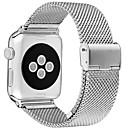 preiswerte Apple Watch Armbänder-Uhrenarmband für Apple Watch Series 4/3/2/1 Apple Moderne Schnalle Edelstahl Handschlaufe