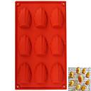 hesapli Makyaj ve Tırnak Bakımı-Bakeware araçları Silika Jel Pişirme Aracı Kurabiye / Çikolota Düzensiz Pasta Kalıpları 1pc