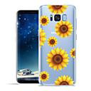economico Custodie / cover per Galaxy serie S-Custodia Per Samsung Galaxy S8 Plus / S8 Fantasia / disegno Per retro Fiore decorativo Morbido TPU per S8 Plus / S8 / S7 edge