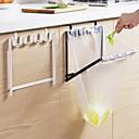 baratos Organização de Cozinha-1pç Prateleiras e Suportes Aço Inoxidável Gadget de Cozinha Criativa Organização de cozinha