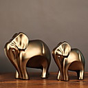 billige Bil Baglygte-Dekorative objekter, Harpiks Moderne Moderne for Boligindretning Gaver 2pcs