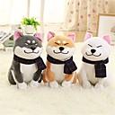 voordelige Hondenkleding & -accessoires-1PC Wear scarf Shiba Inu Honden Knuffels & Pluche dieren Schattig voortreffelijk comfy Meisjes Speeltjes Geschenk 1 pcs