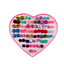 저렴한 귀걸이-여성용 스터드 귀걸이 - 패션 레인보우 제품 일상