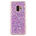 رخيصةأون حافظات / جرابات هواتف جالكسي S-غطاء من أجل Samsung Galaxy S9 / S9 Plus / S8 Plus نحيف جداً غطاء خلفي لون سادة ناعم TPU