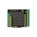 abordables Modules-keyestudio proto vis bouclier assembler proto shieldpost pour arduino uno r3