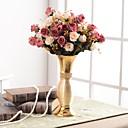 preiswerte Künstliche Blumen-Künstliche Blumen 0 Ast Luxus Europäisch Vase Tisch-Blumen / Einzel Vase