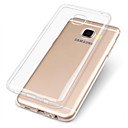 cheap Galaxy A Series Cases / Covers-Case For Samsung Galaxy A7(2017) A5(2017) Transparent Back Cover Solid Colored Soft TPU for A3(2017) A5(2017) A7(2017) A7(2016) A5(2016)