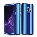 hesapli Galaxy A Serisi Kılıfları / Kapaklar-Pouzdro Uyumluluk Samsung Galaxy S9 Plus / S9 Kaplama Tam Kaplama Kılıf Solid Sert PC için S9 / S9 Plus / S8 Plus