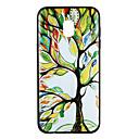 رخيصةأون حافظات / جرابات هواتف جالكسي J-غطاء من أجل Samsung Galaxy J7 (2017) / J5 (2017) / J5 نموذج غطاء خلفي شجرة ناعم TPU