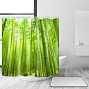 olcso Fürdőszobai kütyük-Shower Curtains & Hooks Alkalmi Ország Poliészter Egyszínű Újdonság Géppel készített Vízálló Fürdőszoba