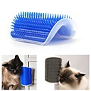 cheap Dog Clothing & Accessories-Dogs Cats Brushes Brush Easy to Install Casual / Daily Blue