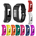 cheap Watch Bands for Garmin-Watch Band for Vivosmart HR Garmin Modern Buckle Silicone Wrist Strap
