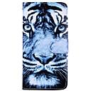 ieftine Carcase / Huse Galaxy S Series-Maska Pentru Samsung Galaxy S8 Plus S8 Titluar Card Portofel Cu Stand Întoarce Model Carcasă Telefon Animal Greu PU piele pentru S8 Plus