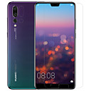 cheap Screen Protectors for Nokia-Nillkin Screen Protector Huawei for Huawei P20 Pro PET Tempered Glass 2 pcs Front & Camera Lens Protector Anti Glare Anti Fingerprint Scratch
