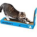 tanie Makijaż i pielęgnacja paznokci-Kocimiętka Legowiska Prosty Przystosowany dla zwierząt domowych Drapak Kocimiętka Karton Na Koty