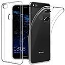 preiswerte iPhone Hüllen-Hülle Für Huawei P10 P10 Plus Ultra dünn Transparent Körper Rückseite Solide Weich TPU für P10 Plus P10 Lite P10 Huawei P9 Plus Huawei P9
