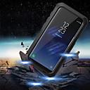 رخيصةأون إكسسوارات سامسونج-غطاء من أجل Samsung Galaxy S9 / S9 Plus / S8 Plus ضد الصدمات / مقاوم للماء غطاء كامل للجسم درع قاسي معدن