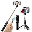 baratos Bastão de Selfie-VORMOR Bastão para Selfie Bluetooth Extensível Comprimento máximo 68cm Android / Universal / iOS Android / iOS