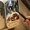 cheap Kid tablet-Dollhouse Creative Christmas Romantic 1 pcs Pieces All Gift