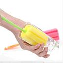 hesapli Banyo Gereçleri-Mutfak Temizlik malzemeleri Sünger / Plastik Temizlik Fırçası ve Bezi Basit / Koruma / Araçlar 1pc